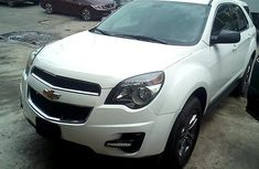 Need to sell cheap used white 2011 Chevrolet Equinox automatic