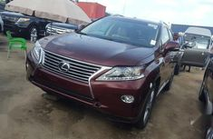 Need to sell high quality 2016 Lexus RX suv at mileage 85,321