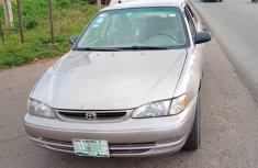 Sell used 2000 Toyota Corolla automatic in Ibadan