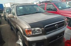 Selling brown 2003 Nissan Pathfinder automatic at price ₦1,800,000 in Lagos