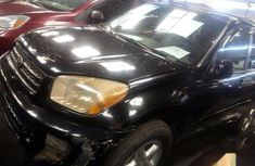 Best priced used black 2001 Toyota RAV4 suv automatic