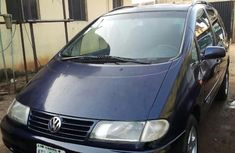 Blue 2003 Volkswagen Sharan suv manual for sale at price ₦850,000