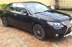 Sell very cheap clean black 2007 Toyota Camry in Awka