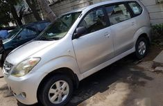 Sell used grey 2007 Toyota Avanza van at price ₦1,000,000