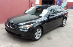Sell well kept 2007 BMW 525i automatic at price ₦1,800,000