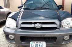 Very clean 2005 Hyundai Santa Fe for sale at price ₦700,000