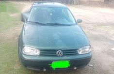 Sell well kept 2004 Volkswagen Golf at price ₦700,000 in Eket