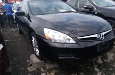 Well maintained 2006 Honda Accord for sale at price ₦2,000,000 in Lagos
