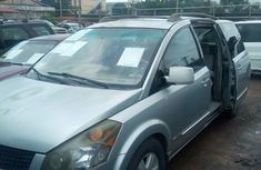 Need to sell cheap used grey 2006 Nissan Quest at mileage 79,526