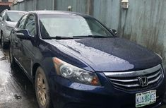 2012 Honda Accord at mileage 45 for sale in Lagos