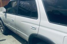 Toyota 4-Runner 1999 White color for sale