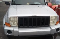 Foreign used 2006 Jeep commander