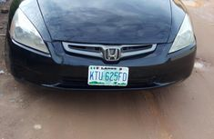 Neatly Nigerian Used 2003 Honda Accord End of Discussion
