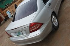 Nigerian Used 2003 Mercedes-Benz C180 With DVD and Reverse Camera