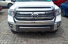 Foreign Used Toyota Tundra 2017 Model