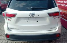 2017 Foreign Used Toyota Highlander for sale