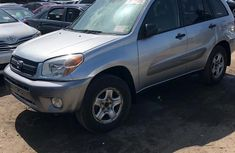 Clean direct used grey 2005 Toyota RAV4 automatic