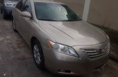 Toyota Camry 2007 Beige color for sale