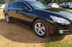 Sell used 2013 Peugeot 508 sedan automatic at price ₦3,850,000
