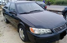 Sell authentic 2000 Toyota Camry at mileage 109,536