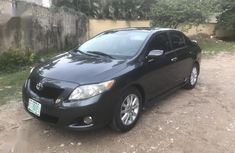 Need to sell used 2009 Toyota Corolla automatic in Abuja at cheap price