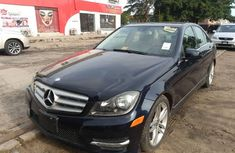 Sell used 2012 Mercedes-Benz C300 automatic at mileage 0