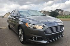 Sell well kept grey/silver 2013 Ford Fusion sedan at price ₦6,000,000