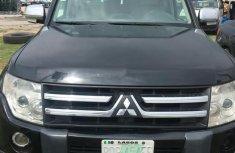 Sell cheap black 2007 Mitsubishi Pajero suv automatic at mileage 190,000