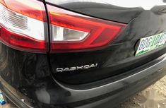 Well maintained 2014 Nissan Qashqai sedan for sale at price ₦8,000,000