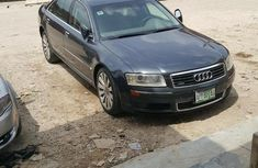 Used grey 2005 Audi A8 automatic for sale at price ₦2,000,000