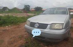 Used grey/silver 2000 Volkswagen Jetta for sale at price ₦450,000 in Ibadan