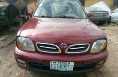 Need to sell high quality red 2001 Nissan Micra suv automatic in Lagos