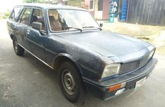 Blue 2002 Peugeot 504 manual for sale in Uyo
