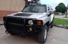 Clean grey 2006 Hummer H3 automatic for sale at price ₦4,800,000
