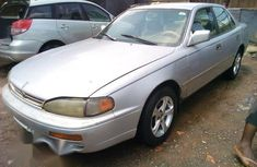 Well maintained grey 1996 Toyota Camry sedan automatic for sale