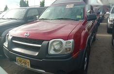 Sell red 2003 Nissan Xterra automatic at mileage 70,532