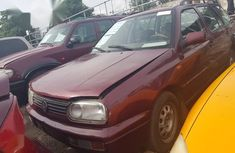 Authenticused 1996 Volkswagen Golf for sale at price ₦450,000