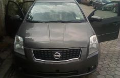 Sell cheap grey 2008 Nissan Sentra sedan automatic