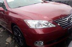 Sell used red 2010 Lexus ES at mileage 125,500