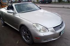 Sell well kept 2002 Lexus SC at mileage 110,000