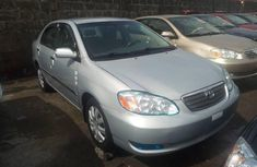 Clean 2006 Toyota Corolla sedan automatic for sale in Lagos