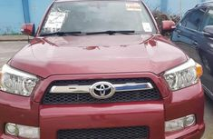 Toyota 4-Runner Limited 4WD 2010 Red for sale