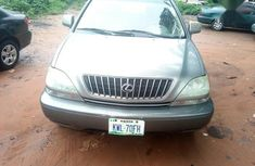 Very sharp neat grey 2002 Lexus RX automatic for sale