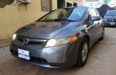 Well maintained grey 2007 Honda Civic for sale at price ₦790,000 in Ilorin