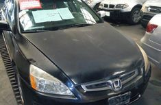 Sell cheap black 2003 Honda Accord automatic in Lagos