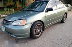 Sell well kept 2004 Honda Civic sedan automatic in Ikeja