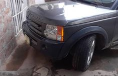 Very sharp neat used 2006 Land Rover LR3 automatic for sale in Lagos