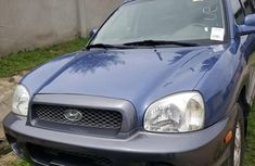 Selling 2003 Hyundai Santa Fe automatic in good condition