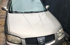 Sparkling used 2005 Nissan Sentra at mileage 115,000 in Lagos at cheap price