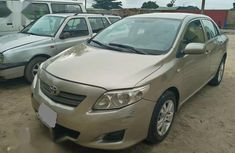 Selling authentic 2009 Toyota Corolla in Lagos